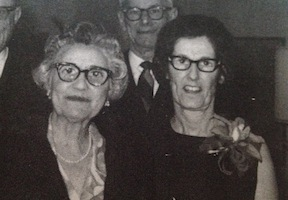 My Grandmother Natalie (on right)  and her best friend Dorothy